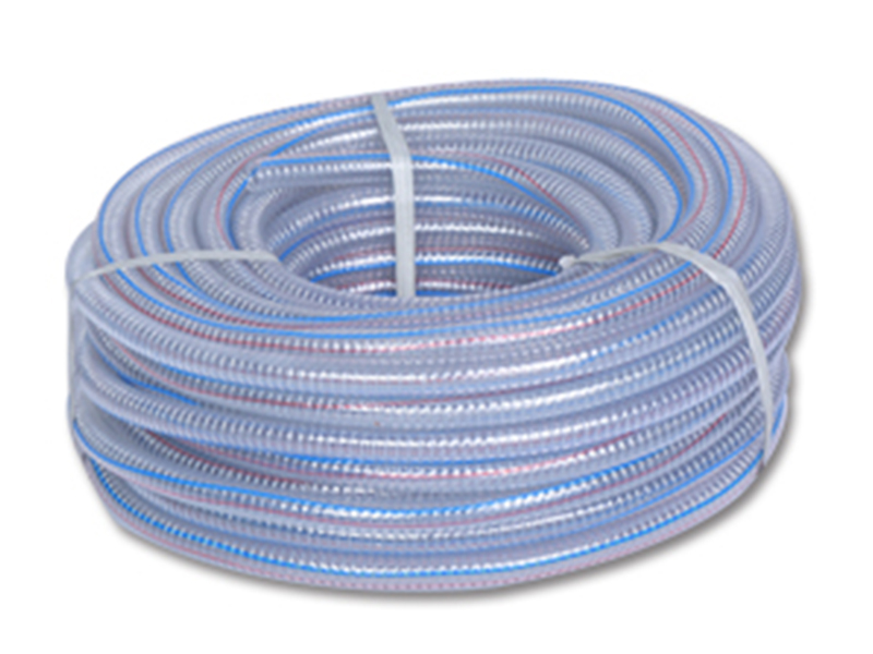 What is the difference between a plastic hose and a plastic hose