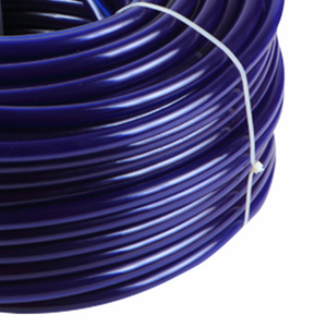 Purple soft PVC pipe, the best quality of the factory